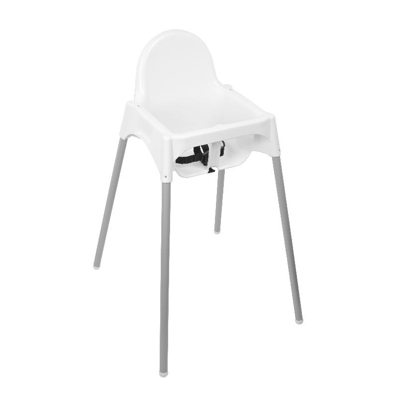 Baby High Chair White Simex