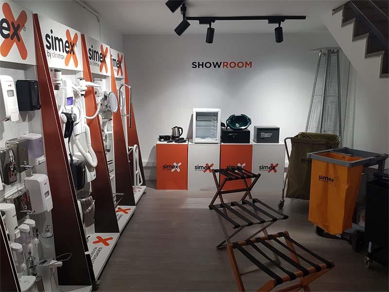 Selección productos Simex