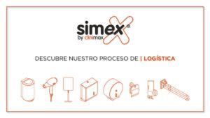 Gestión de pedido Simex