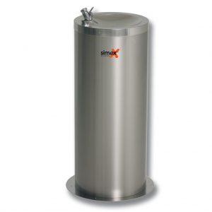 Fuente de agua exterior