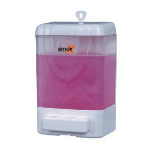 Dosificador de jabón plástico ABS