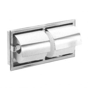 Dispensador de papel higiénico doméstico universal