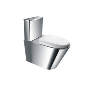 Inodoro con cisterna
