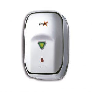 Dosificador de jabón por sensor 1,2l.